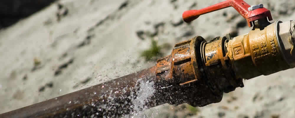 leak detection in San Mateo CA